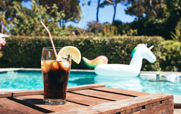 Trouver un hôtel tranquille avec une piscine d'été à côté d'Albi