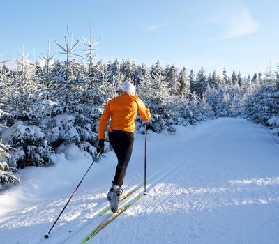 Réservation de chambre pour un weekend ski à Laucaune les Bains